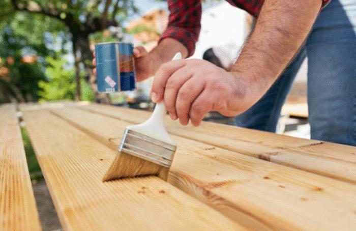 comment nettoyer du bois vernis