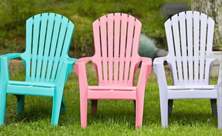 comment nettoyer chaise jardin