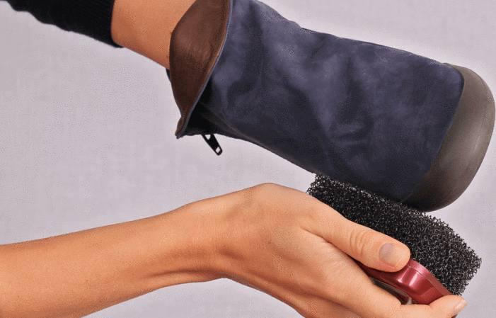 comment nettoyer les chaussures en