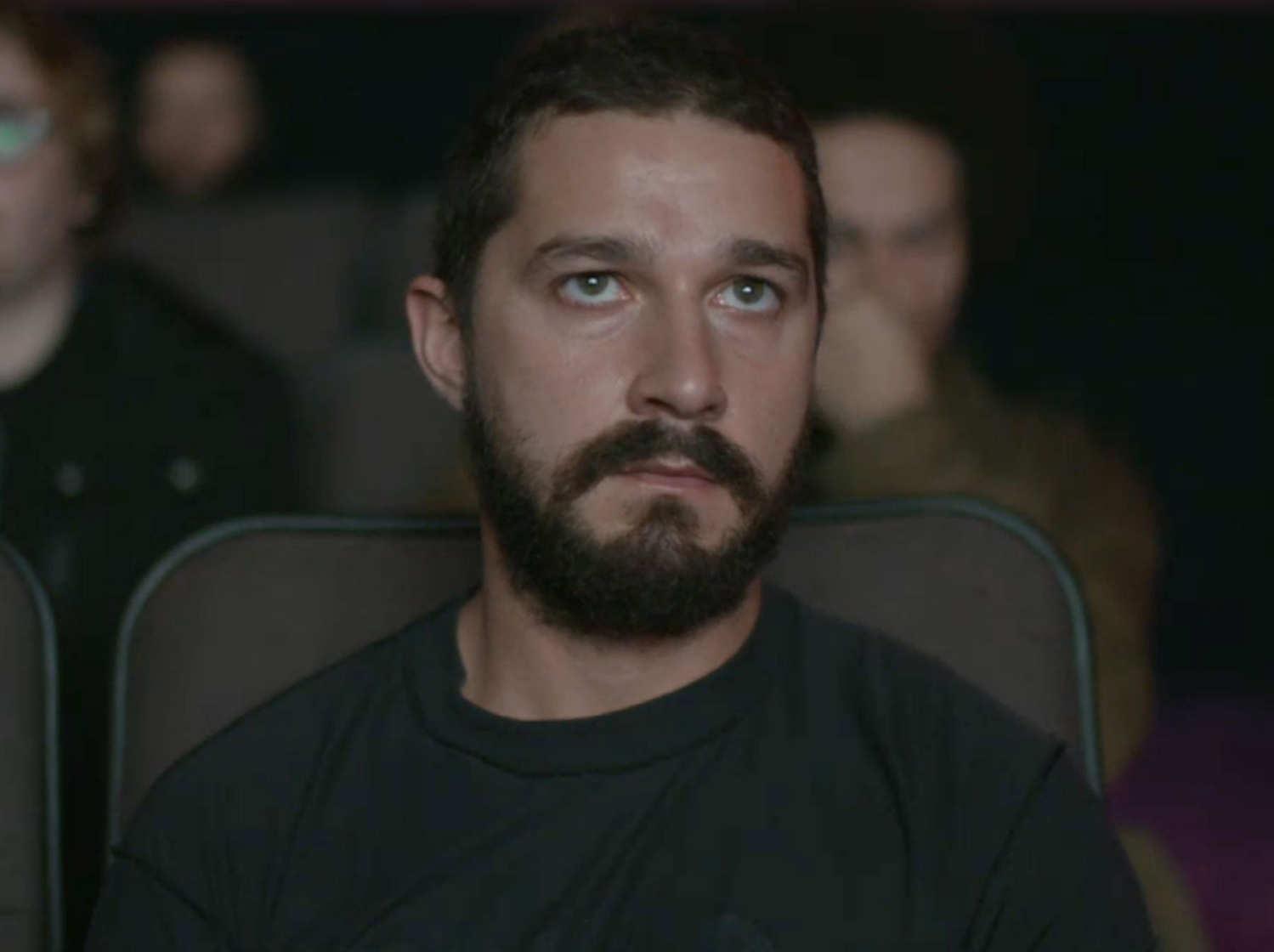 Shia LaBeouf In Expletive Tirade Against Steven Spielberg