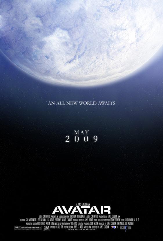 Poster do filme Avatar 5