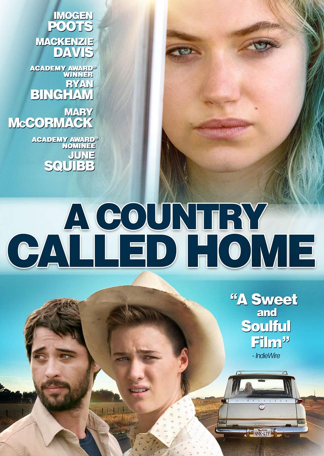 Poster do filme A Country Called Home