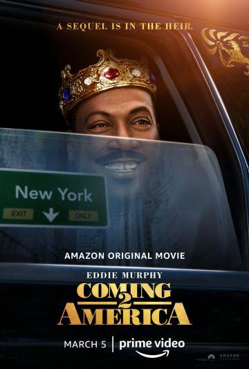Coming 2 America Trailer (2021)