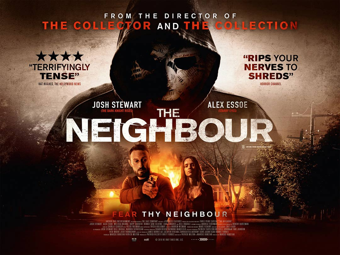 Poster do filme The Neighbor