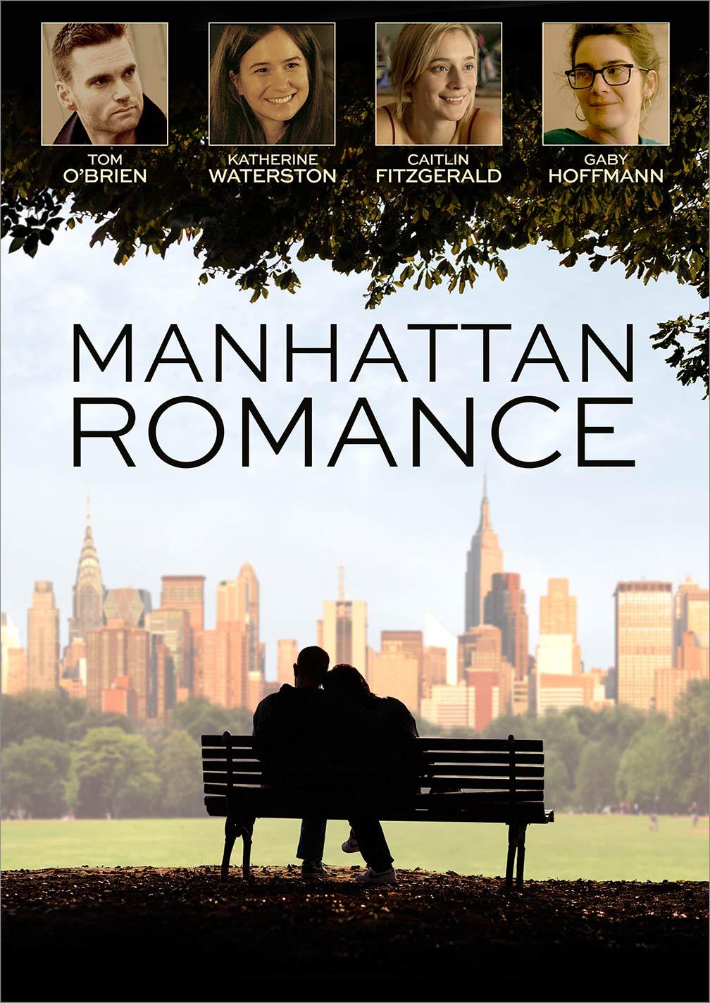Poster do filme Romance de Manhattan