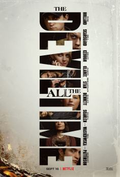 The Devil All the Time Trailer (2020)