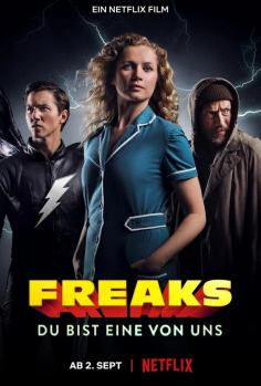 Freaks - You're One of Us Trailer (2020)