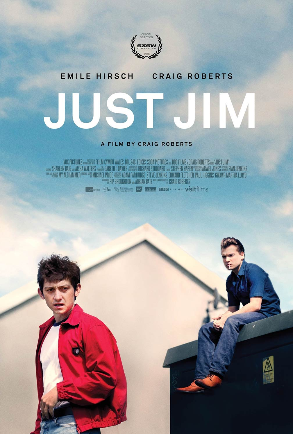 Poster do filme Just Jim