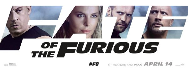 Fate of the Furious banner