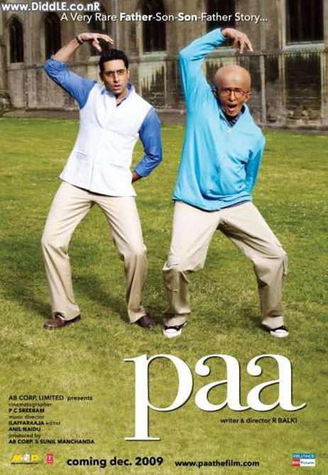 Poster do filme Paa