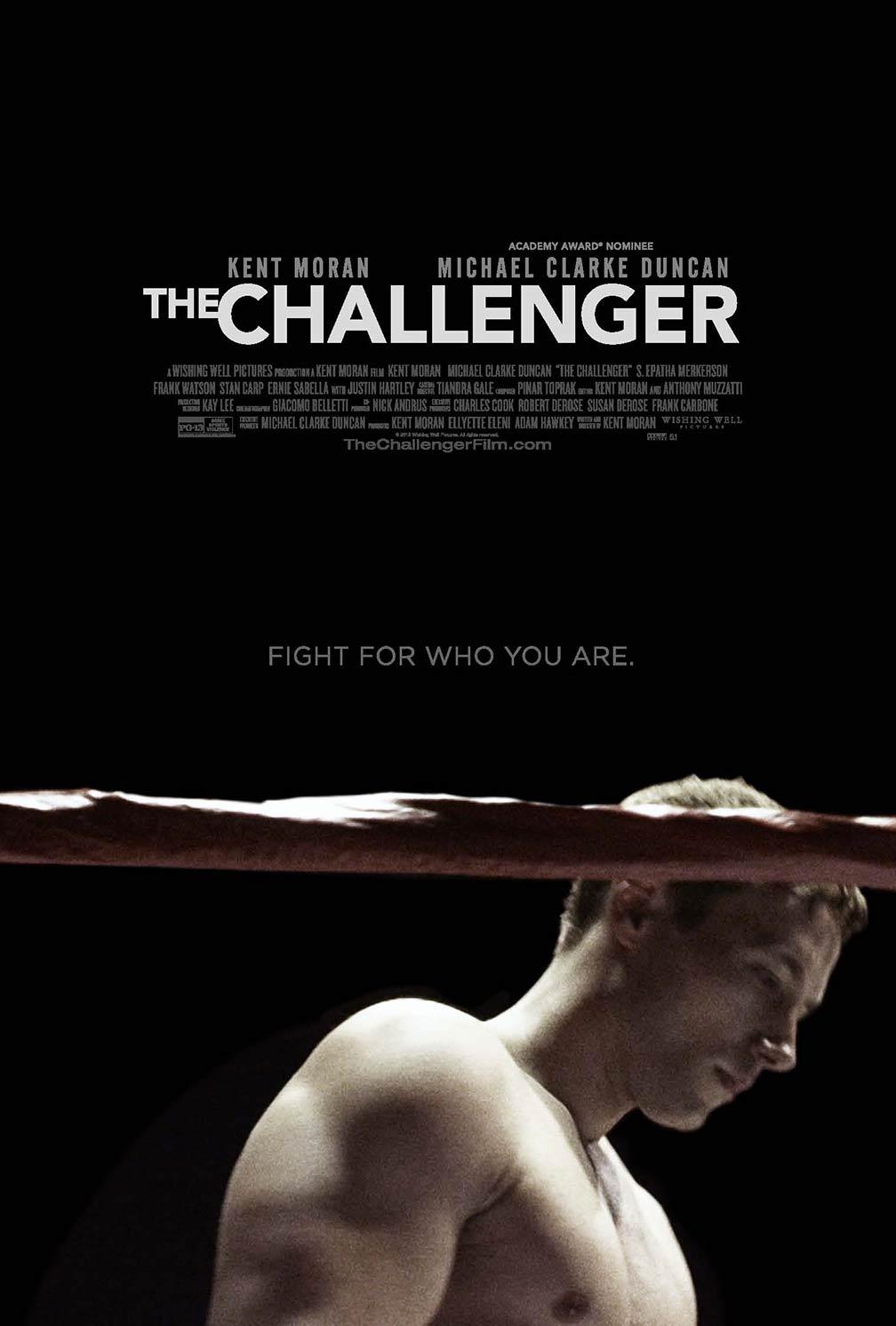 Poster do filme The Challenger