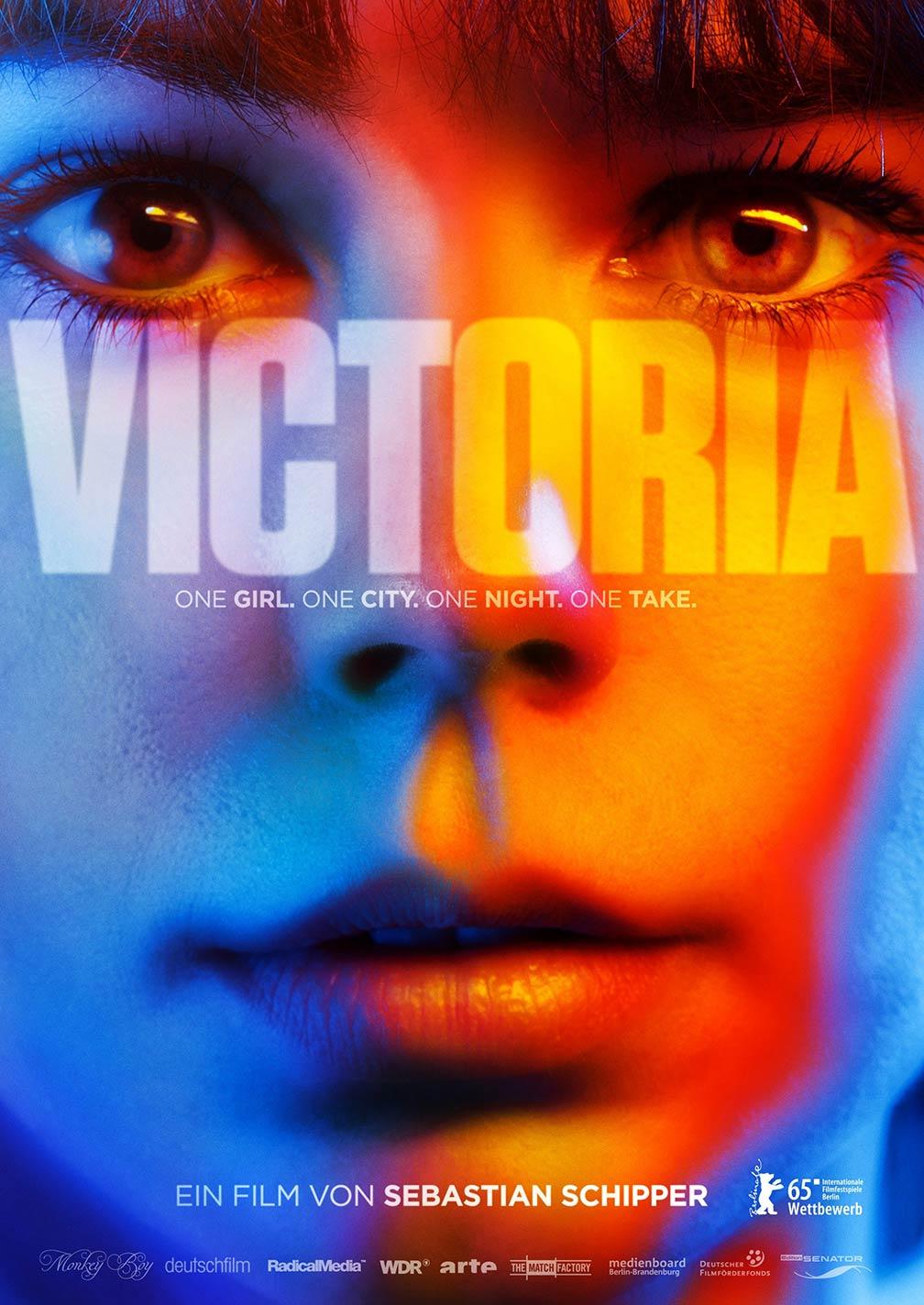 Poster do filme Victoria