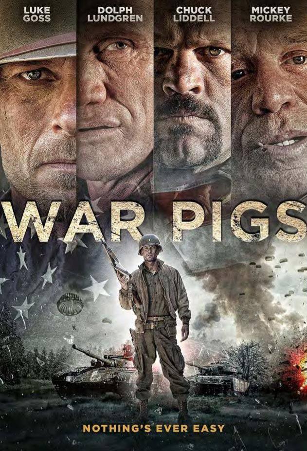 Poster do filme Pigs