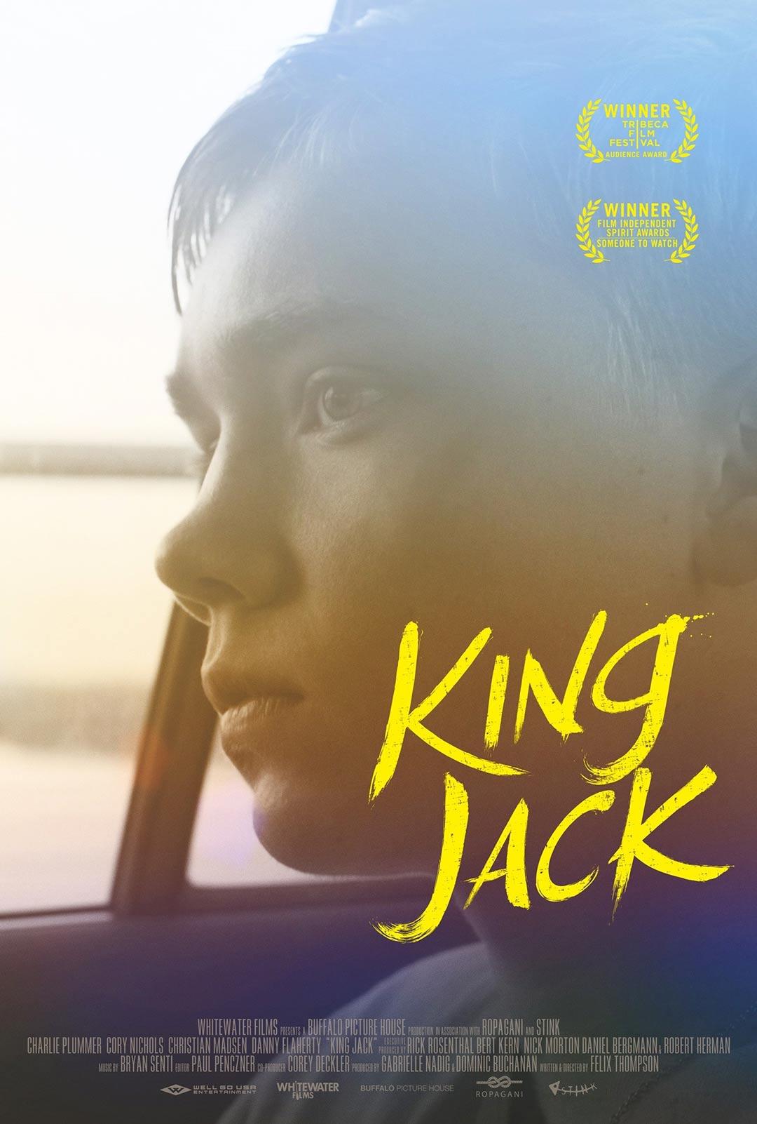 Poster do filme King Jack