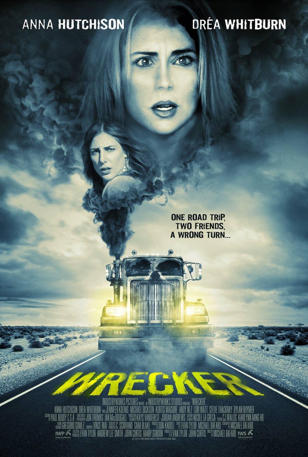 Poster do filme Wrecker