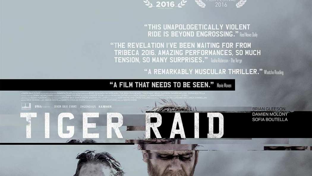 Poster do filme Tiger Raid