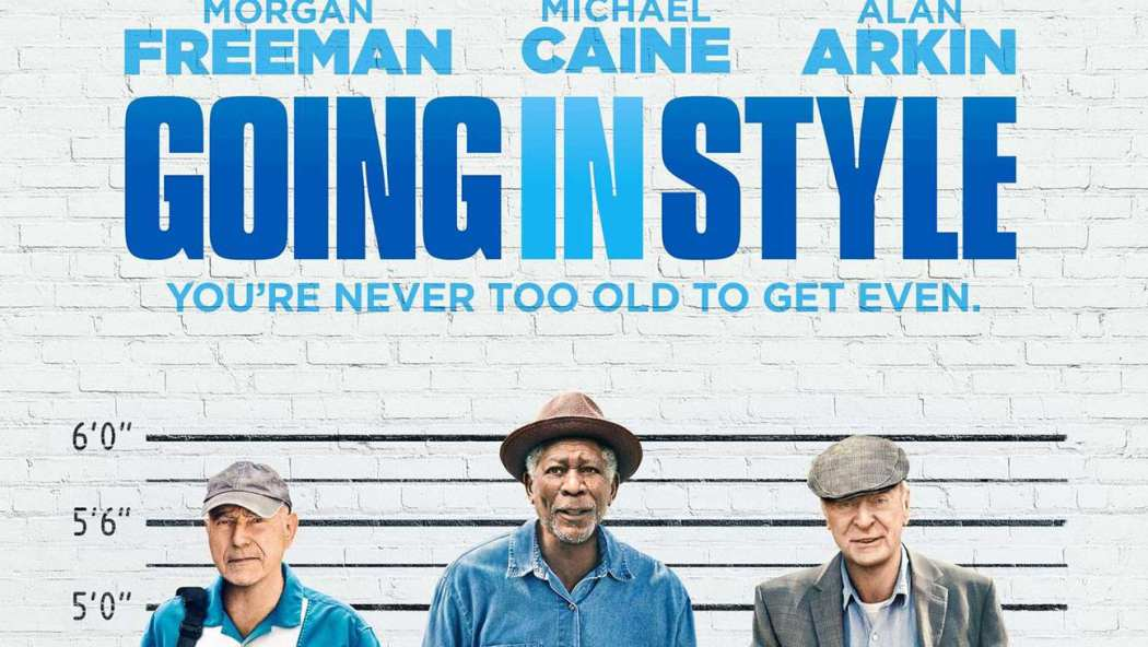 Image result for going in style poster