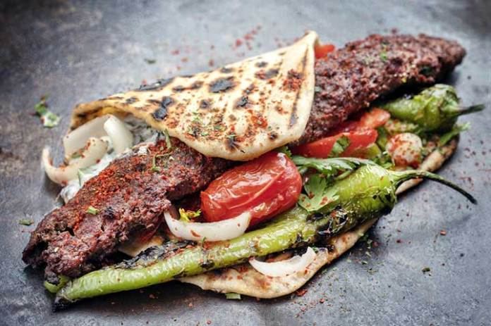 Image result for turkish adana kebab