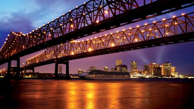 New Orleans Considers Port Expansion