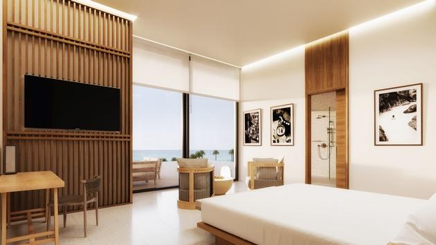 Nobu Hotel Los Cabos Suite