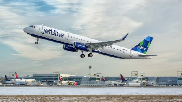 JetBlue Celebrates New Route With Free Beer, Wine, Coffee and More
