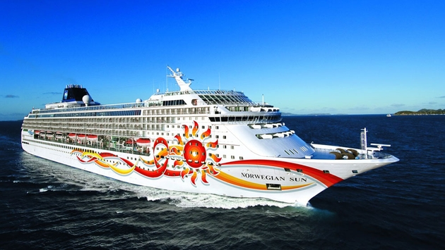 Norwegian Cruise Line, Norwegian Sun