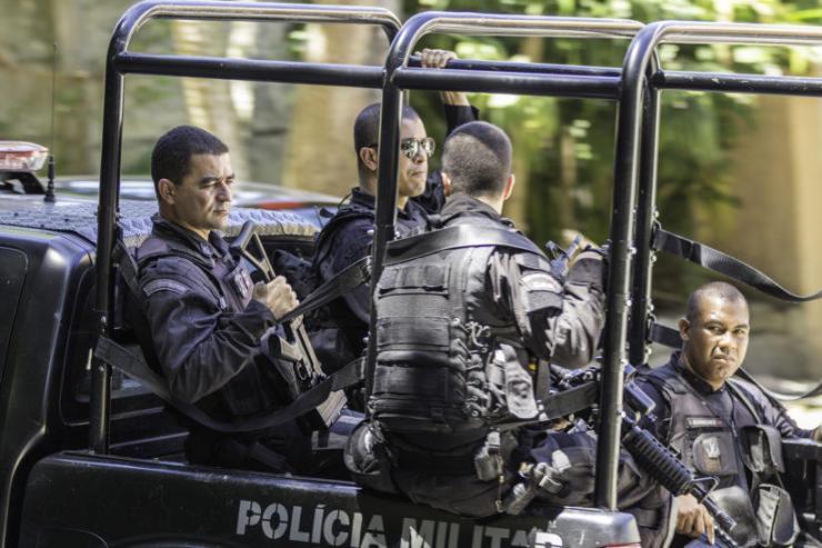 Dos hombres indígenas asesinados en tiroteo en Brasil 9