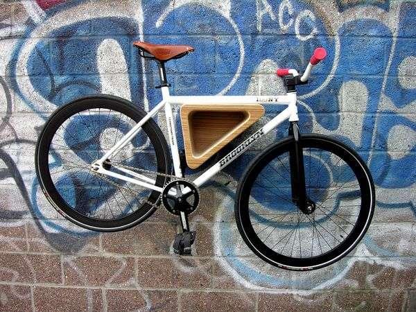 17 space saving bike racks