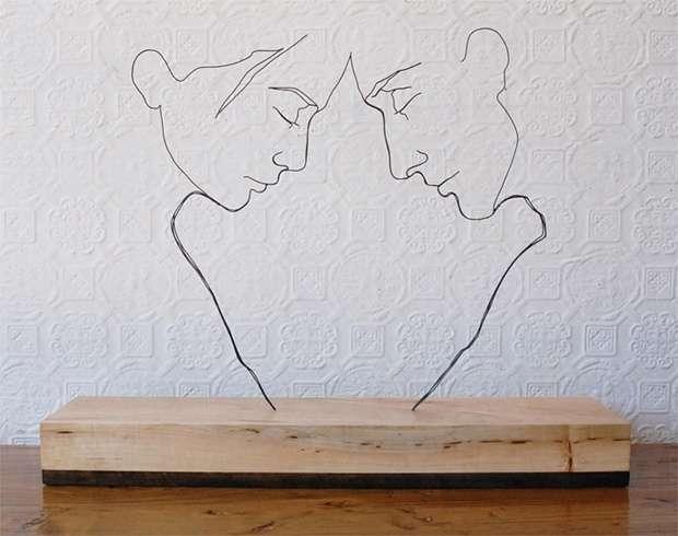 String Artists Nail It On Art Love