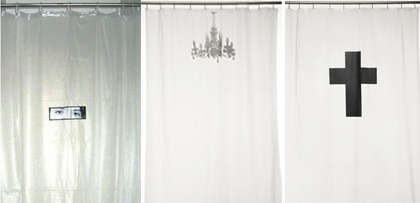10 funky shower curtains and doors