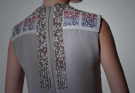 qr coded fashion