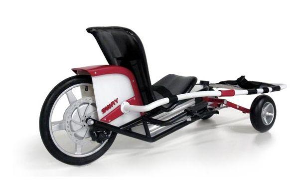 Sway Recreational Vehicle