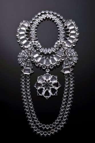 Chic Bondage Jewelry Edgy Jewelry