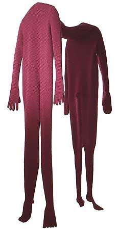 Knitted Body Suits 3