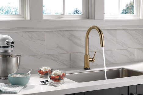 u by moen smart faucet