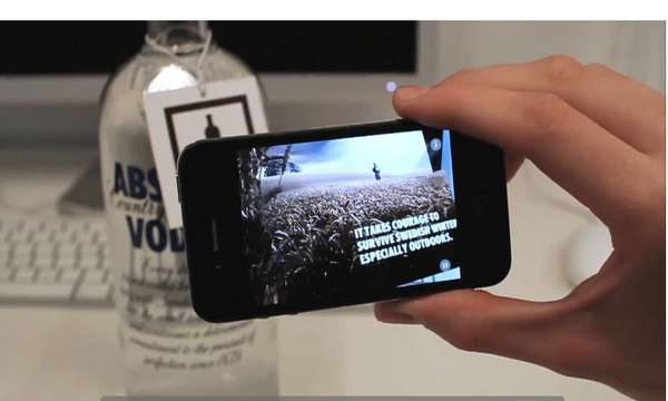 Honest Augmented Reality Tags Absolut Truths