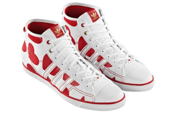 V Day Sneakers Adidas Nizza Valentines Day