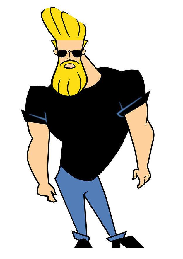 Cartoon Characters Beards Long