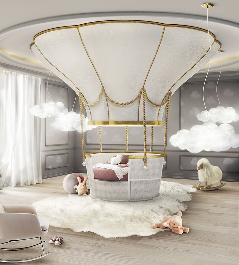 Hot Air Balloon Beds Bed Design For Kids