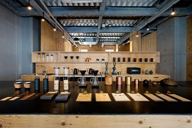 Coffee Shop Design Studios Branding Studio