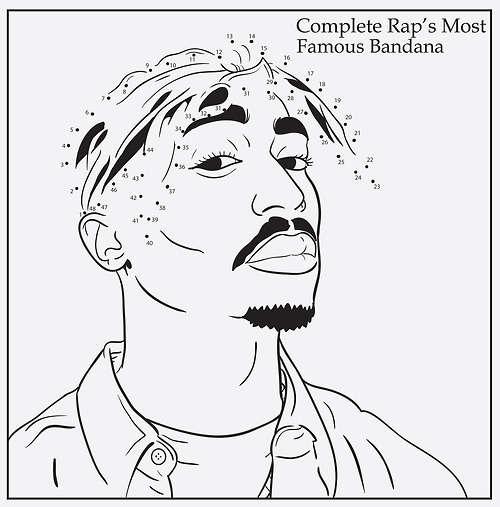 hip hop activity printouts  bun b jumbo coloring and rap