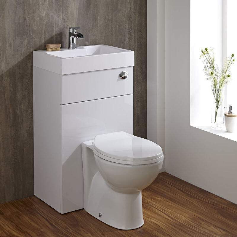 combination toilet basins toilet and
