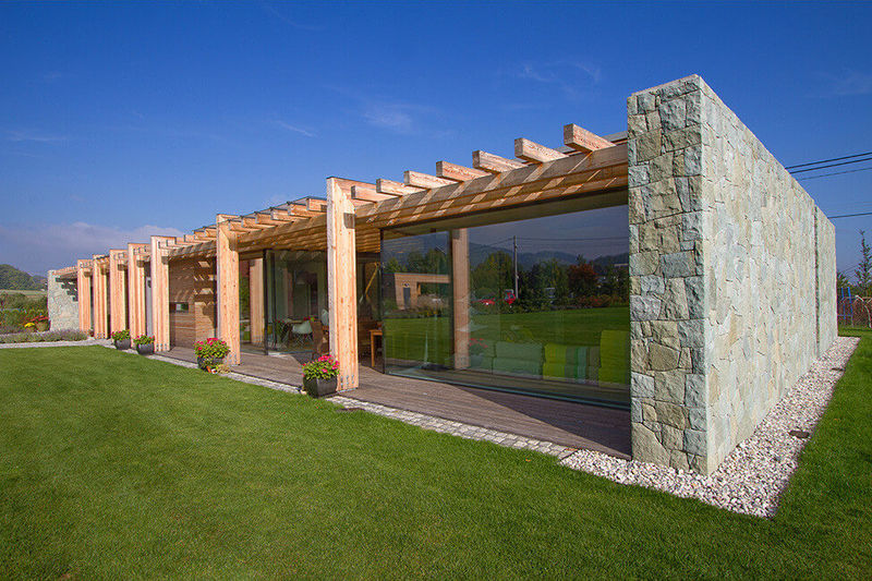 Brilliant Stone Bungalows Cozy Retreat