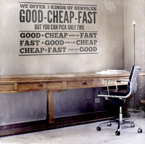 Inspirational Decor Decals : Creative Wall Stickers on Creative Wall  id=97269