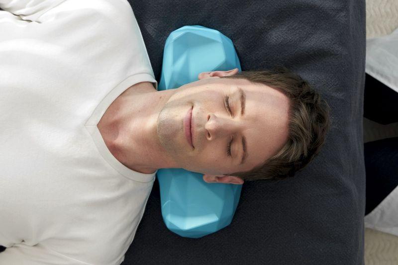 contoured neck relief pillows c rest
