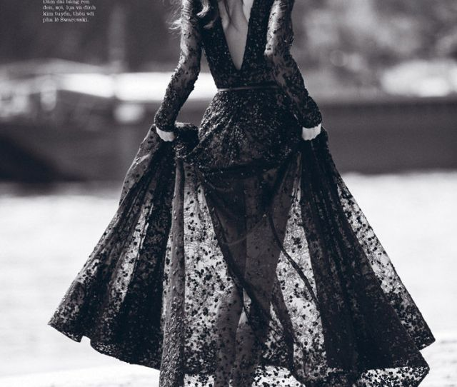 Candid Couture Editorials