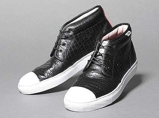 Deluxe Vans Chukka Sneakers