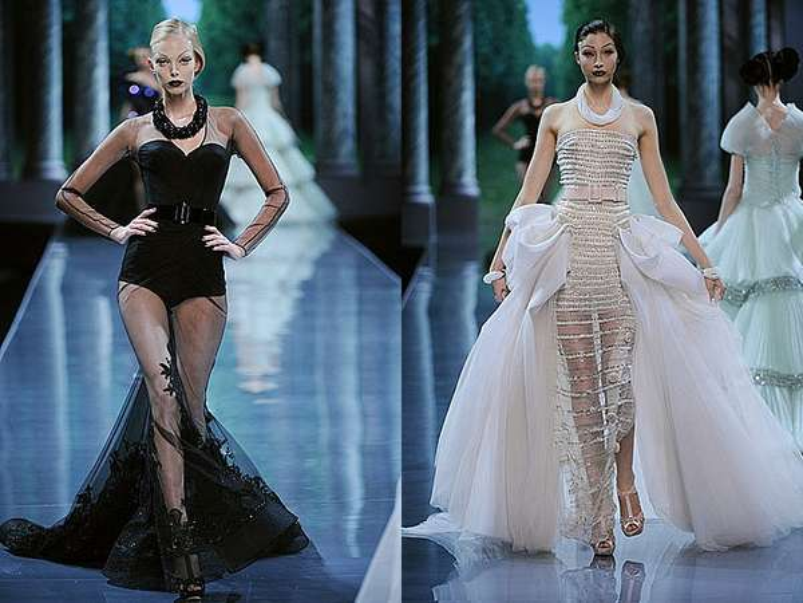 Transparent Fashion