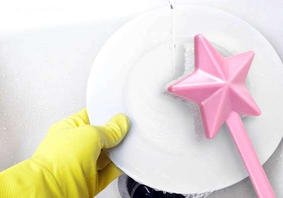 Fairy Godmother Cleaners Dish Wish