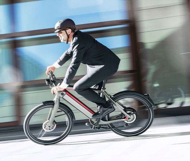 Wireless Shifting Electric Bikes